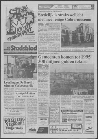 Het Nieuwe Stadsblad 1990-11-23