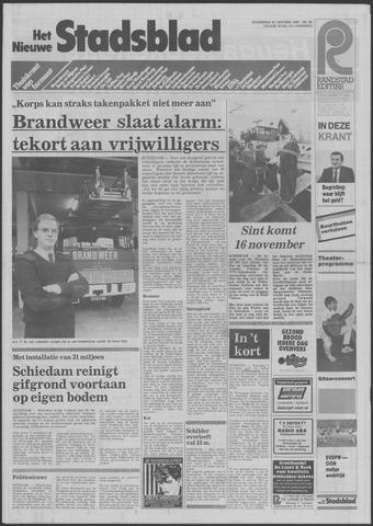 Het Nieuwe Stadsblad 1985-10-30