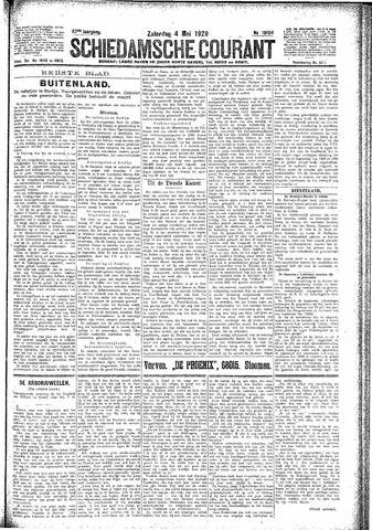 Schiedamsche Courant 1929-05-04
