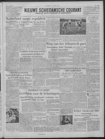 Nieuwe Schiedamsche Courant 1949-03-17