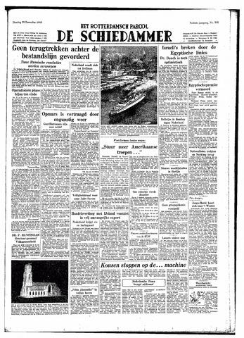 Rotterdamsch Parool / De Schiedammer 1948-12-28