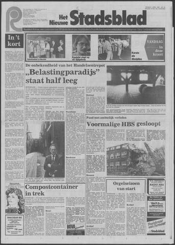 Het Nieuwe Stadsblad 1983-04-01