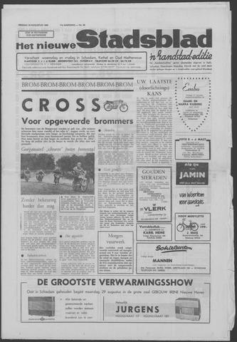 Het Nieuwe Stadsblad 1966-08-19