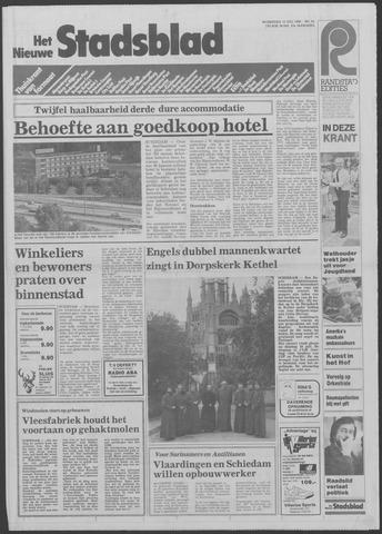 Het Nieuwe Stadsblad 1985-07-10