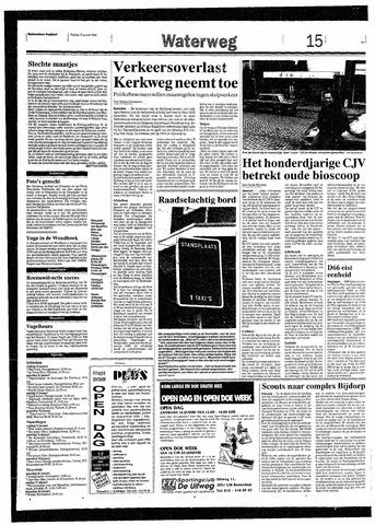 Rotterdamsch Nieuwsblad / Schiedamsche Courant / Rotterdams Dagblad / Waterweg / Algemeen Dagblad 1993-01-15
