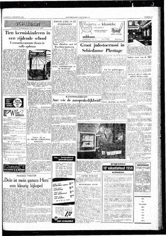 Rotterdamsch Nieuwsblad / Schiedamsche Courant / Rotterdams Dagblad / Waterweg / Algemeen Dagblad 1959-08-07