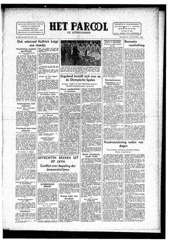 Rotterdamsch Parool / De Schiedammer 1946-11-29