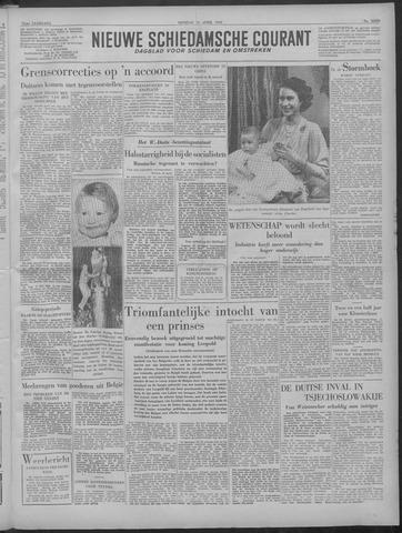 Nieuwe Schiedamsche Courant 1949-04-12
