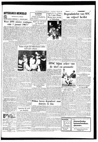 Rotterdamsch Nieuwsblad / Schiedamsche Courant / Rotterdams Dagblad / Waterweg / Algemeen Dagblad 1965-03-01