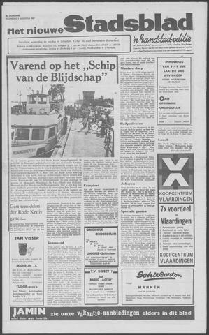 Het Nieuwe Stadsblad 1967-08-02