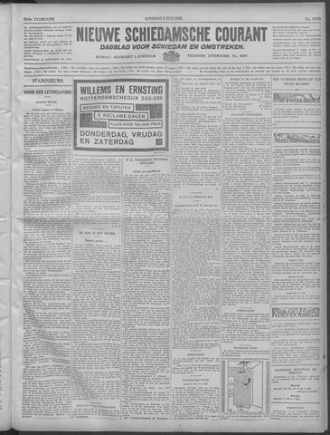 Nieuwe Schiedamsche Courant 1932-07-05