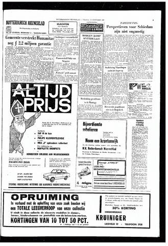 Rotterdamsch Nieuwsblad / Schiedamsche Courant / Rotterdams Dagblad / Waterweg / Algemeen Dagblad 1966-11-18