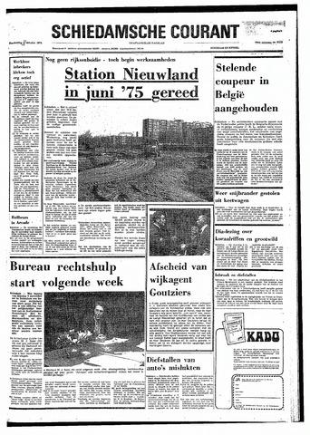 Rotterdamsch Nieuwsblad / Schiedamsche Courant / Rotterdams Dagblad / Waterweg / Algemeen Dagblad 1974-10-31