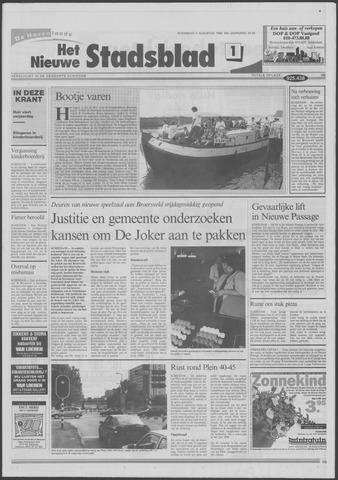 Het Nieuwe Stadsblad 1998-08-05