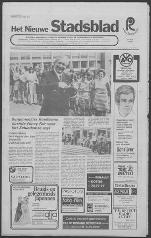 Het Nieuwe Stadsblad 1973-06-27
