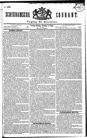 Schiedamsche Courant 1866-12-21
