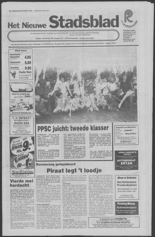 Het Nieuwe Stadsblad 1981-05-06