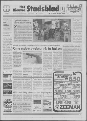 Het Nieuwe Stadsblad 1995-02-15