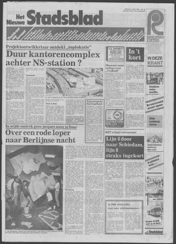 Het Nieuwe Stadsblad 1985-06-07