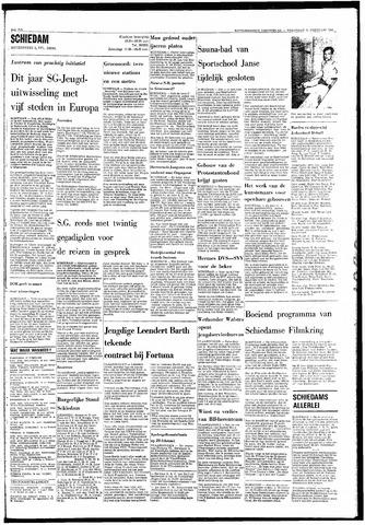 Rotterdamsch Nieuwsblad / Schiedamsche Courant / Rotterdams Dagblad / Waterweg / Algemeen Dagblad 1968-02-21