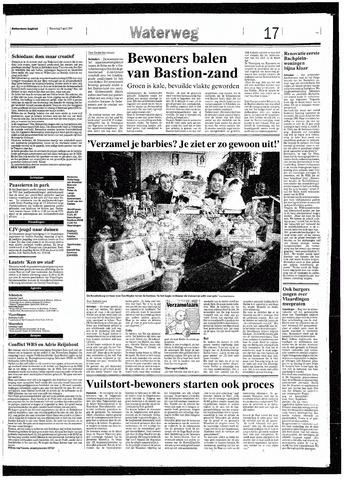 Rotterdamsch Nieuwsblad / Schiedamsche Courant / Rotterdams Dagblad / Waterweg / Algemeen Dagblad 1993-04-07