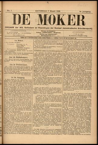 De Moker 1908-03-07