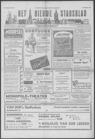 Het Nieuwe Stadsblad 1951-10-12