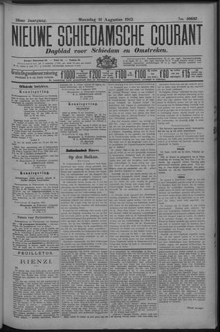 Nieuwe Schiedamsche Courant 1913-08-11