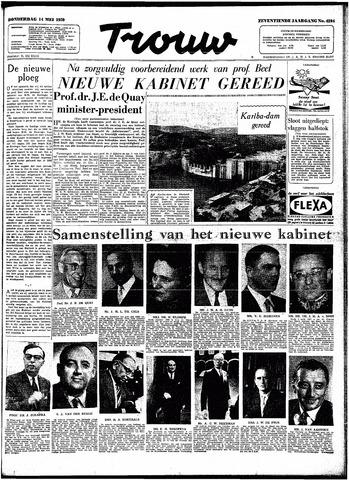 Trouw / De Rotterdammer 1959-05-14