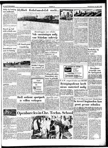 Trouw / De Rotterdammer 1962-05-23