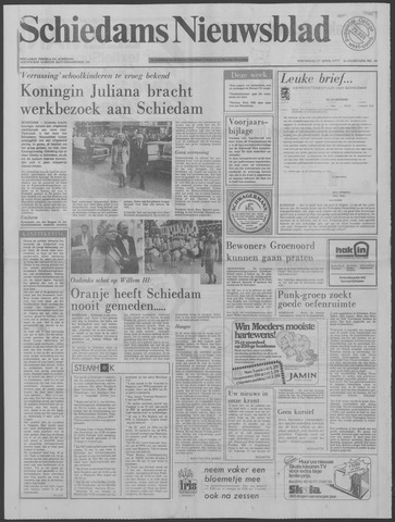 Schiedams Nieuwsblad 1977-04-27