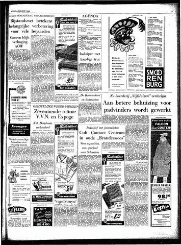 Rotterdamsch Parool / De Schiedammer 1962-11-23