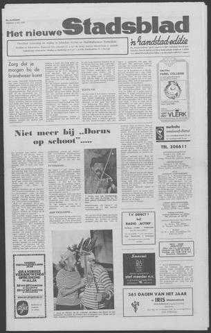 Het Nieuwe Stadsblad 1969-07-04