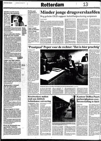 Rotterdamsch Nieuwsblad / Schiedamsche Courant / Rotterdams Dagblad / Waterweg / Algemeen Dagblad 1991-11-23