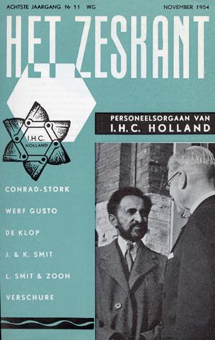 Het Zeskant 1954-11-01