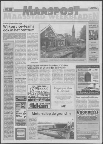 Maaspost / Maasstad / Maasstad Pers 1998-04-15
