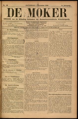 De Moker 1906-12-01