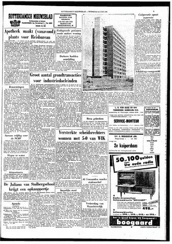 Rotterdamsch Nieuwsblad / Schiedamsche Courant / Rotterdams Dagblad / Waterweg / Algemeen Dagblad 1964-06-24