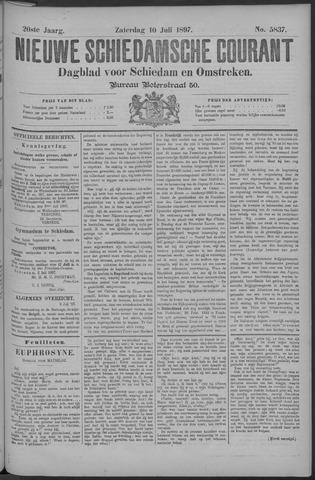 Nieuwe Schiedamsche Courant 1897-07-10