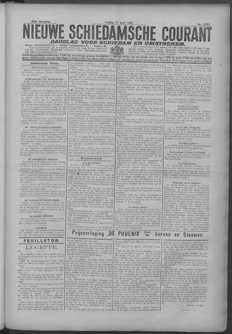 Nieuwe Schiedamsche Courant 1925-04-17