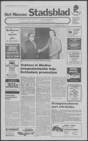 Het Nieuwe Stadsblad 1981-06-05