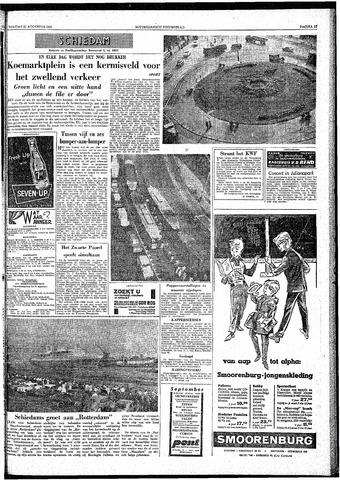 Rotterdamsch Nieuwsblad / Schiedamsche Courant / Rotterdams Dagblad / Waterweg / Algemeen Dagblad 1959-08-21