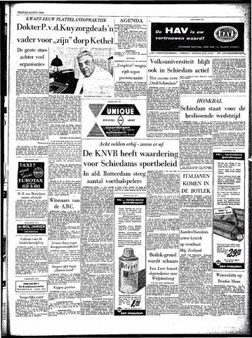 Rotterdamsch Parool / De Schiedammer 1962-08-24