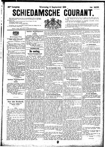 Schiedamsche Courant 1916-09-06