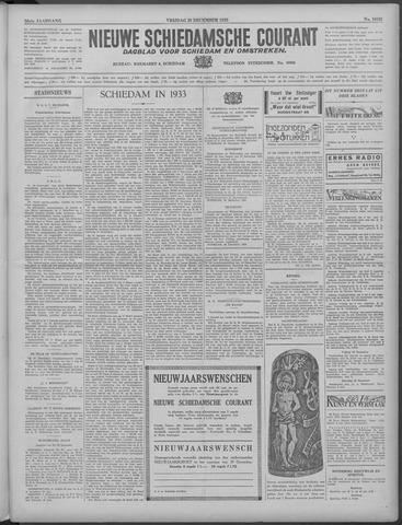 Nieuwe Schiedamsche Courant 1933-12-29