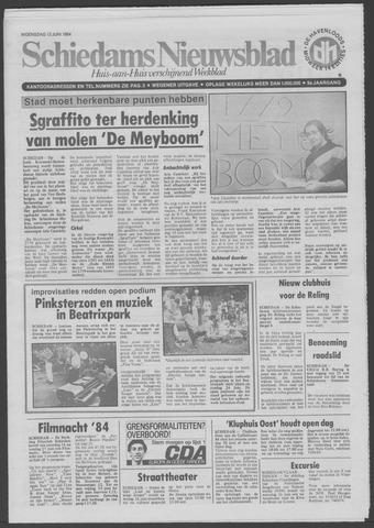 Schiedams Nieuwsblad 1984-06-13