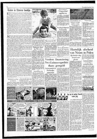 Rotterdamsch Parool / De Schiedammer 1959-08-05