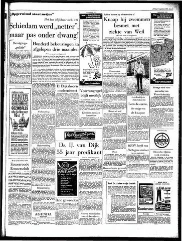 Rotterdamsch Parool / De Schiedammer 1964-08-14