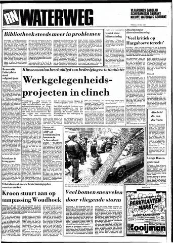 Rotterdamsch Nieuwsblad / Schiedamsche Courant / Rotterdams Dagblad / Waterweg / Algemeen Dagblad 1983-05-13