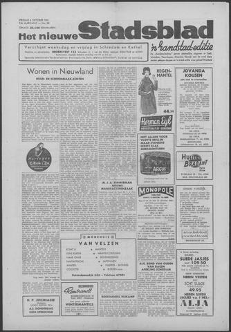 Het Nieuwe Stadsblad 1961-10-06